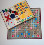 Game Board by Meg Hegener and Brenda Pashley