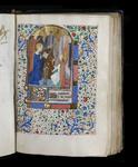 Annunciation f.19 recto