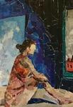 "Interpretation of Edward Hopper's ""Morning Sun"""