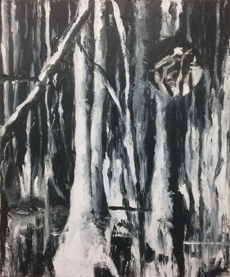 Trees (after David Wojnarowicz)