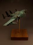 Exocoetidae Bomber by David Rollins