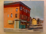 Broadway, Yonkers by David Rollins
