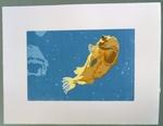 Boxed Fish by Saya Signs