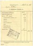 Student Bill 1928
