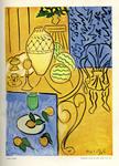 Interieur Jaune et Bleu (1946)