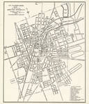 Map of the city of Saratoga Springs N. Y. / City Planning Board