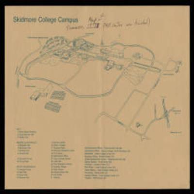 Skidmore College Campus