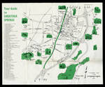 We Welcome You to Saratoga Springs : Information for Visitors, 1973 by Saratoga County Chamber of Commerce
