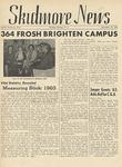 Skidmore News: September 18, 1959