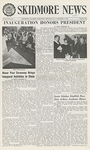 Skidmore News: October 7, 1965