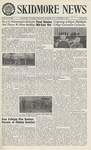 Skidmore News: October 5, 1967