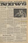 Skidmore News: September 25, 1975