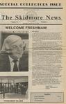Skidmore News: September 11, 1986