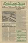 Skidmore News: September 5, 1990 by Skidmore College