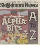 Skidmore News: September 15, 2000