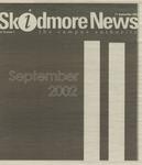 Skidmore News: September 11, 2002