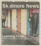 Skidmore News: September 10, 2004 by Skidmore College