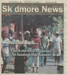 Skidmore News: September 9, 2005