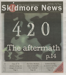 Skidmore News: September 18, 2009 by Skidmore College