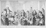 Cruikshank - Comic Almanack 1850-53 Happiest Moment of my Life