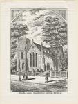 Episcopal Church, Washington St Saratoga Springs, N.Y.