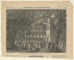 Leland's New Opera House, Union Hotel Grounds, Saratoga Springs, N.Y.