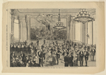 Saratoga, N.Y. , A Hop in the New Ball Room of the Grand Union Hotel