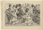 Scene in the Ladies' Parlor of the Grand Union Hotel, Saratoga