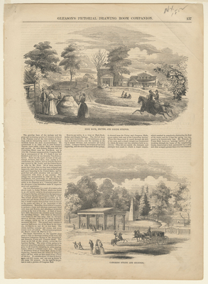 High Rock, Empire, and Iodine Springs; Congress Spring and Grounds