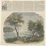 View of Saratoga Lake, Saratoga, N.Y.