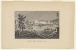 Congress Spring, Saratoga, in 1816