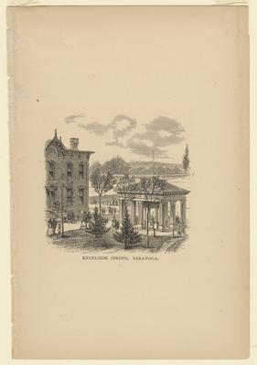Excelsior Spring, Saratoga