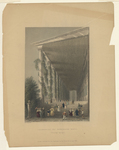 Colonna of Congress Hall. (Saratoga Springs)